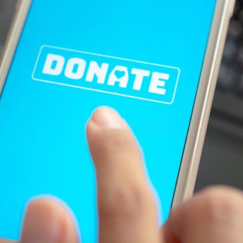 Ohne Ihre Spenden könnten wir nicht existieren
