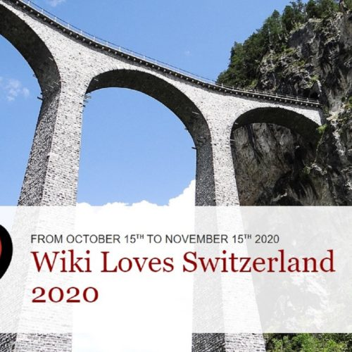 Wiki Loves Switzerland – New Photo Contest on Wikimedia Commons